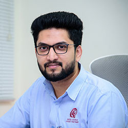 Mohammed Nazeem - Production Manager