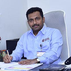 Shiyas Latheef - Operation and Marketing Manager